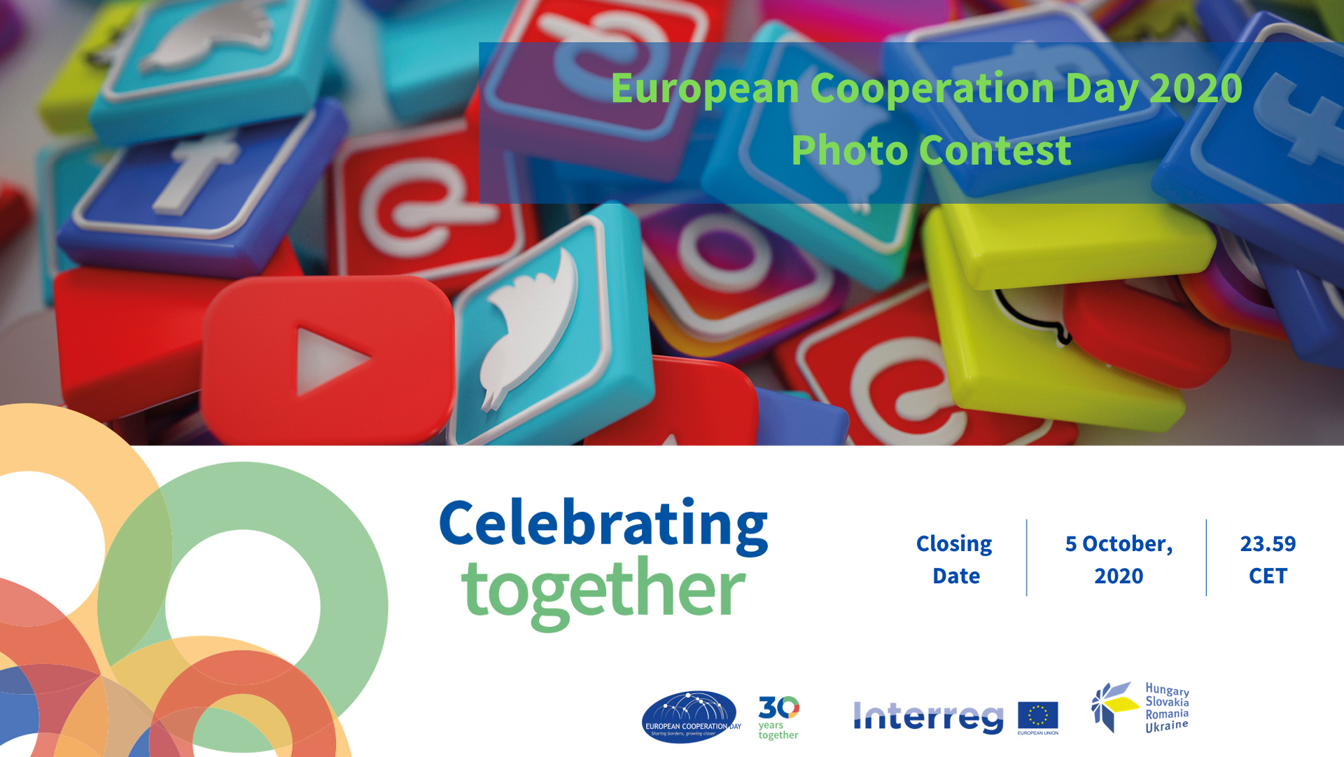 Photo Contest dedicated to the European Cooperation Day 2020
