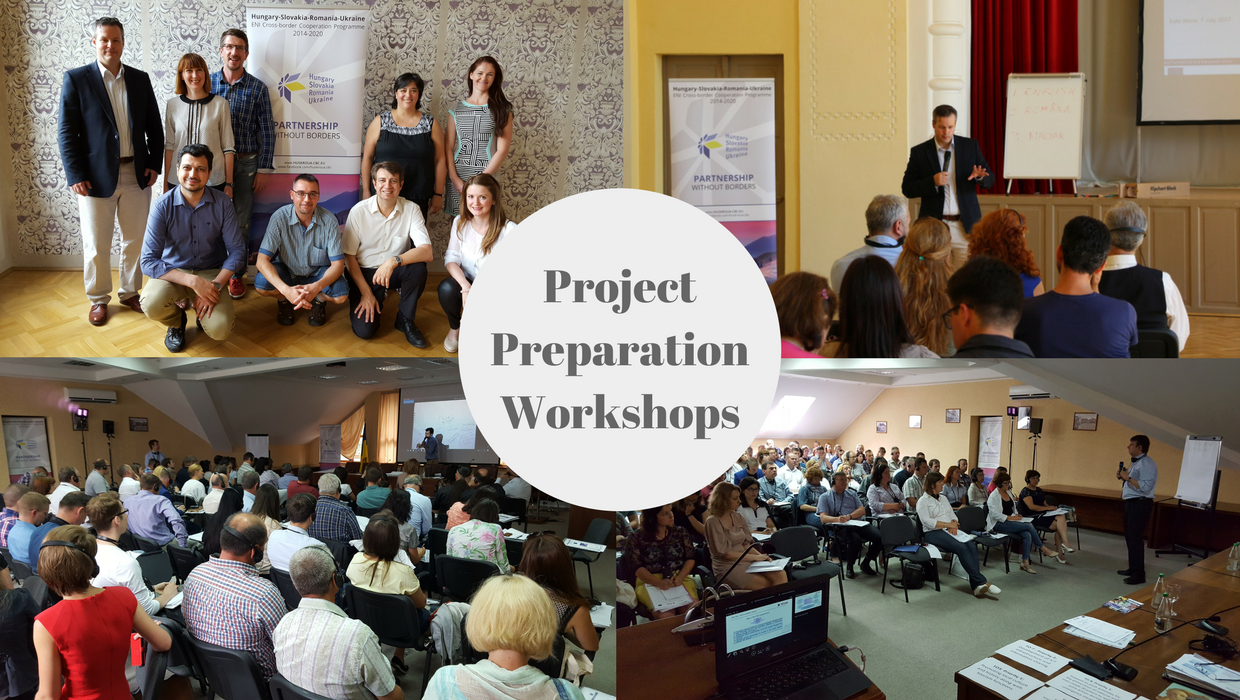 Two Project Preparation Workshops Increase Capacity of 180 Potential Applicants