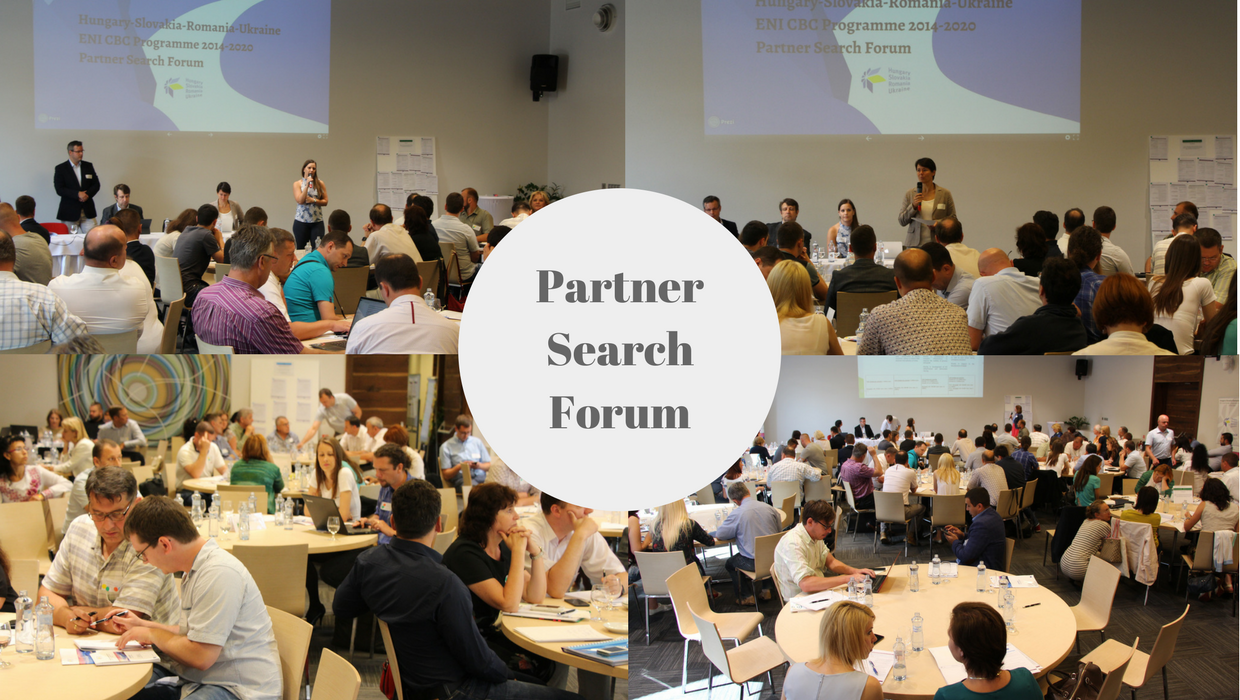Potential Applicants discuss Project Ideas at Partner Search Forum in Košice