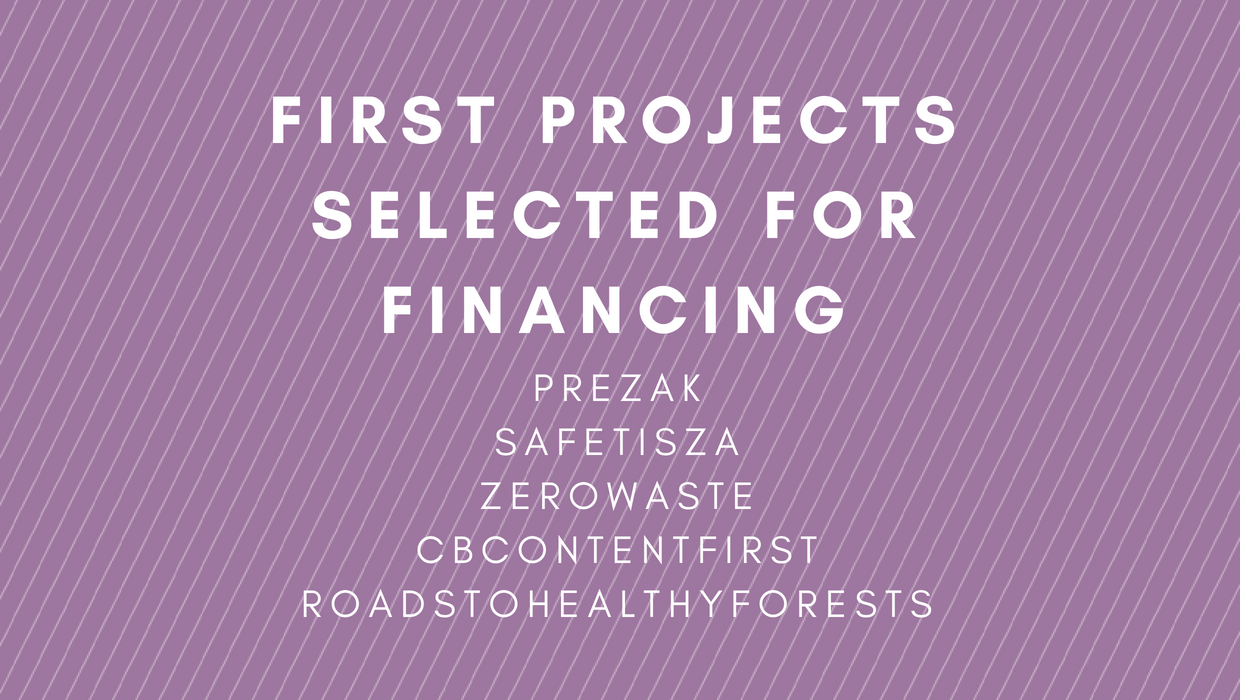First projects selected for financing by the Joint Monitoring Committee